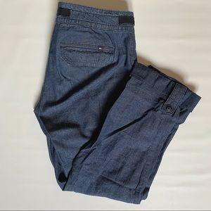 Tommy Hilfiger ankle jogger pants